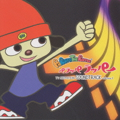 PARAPPA THE RAPPER - TV ANIMATION [Soundtrack]