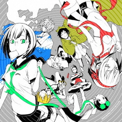 "Durarara Rappingu ""DURARARA!!) (TV Anime)"" Character Song Collection"