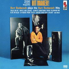Hit Maker! Burt Bacharach Plays The Burt Bacharach [Cardboard Sleeve (mini LP)] [SHM-CD]
