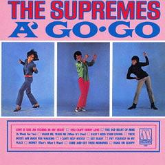 The Supremes A Go Go [Cardboard Sleeve (mini LP)] [SHM-CD] [Limited Release]