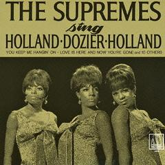 Sing Holland Dozier Holland [Cardboard Sleeve (mini LP)] [SHM-CD] [Limited Release]