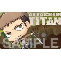 Attack on Titan Decoration Jacket 9 Jean