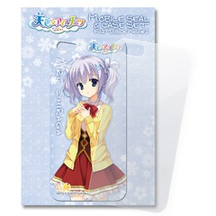 Amairo Islenauts Mobile Sticker & Case Set (for 5) C: Airi