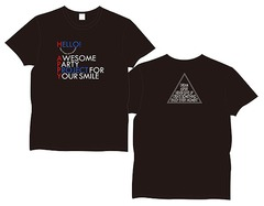 [Hello! Project 2015 WINTER -DANCE MODE!- Hello! Project 2015 WINTER -HAPPY EMOTION!-] Tour T-shirt Size: L
