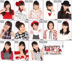 [Hello! Project 2015 WINTER -DANCE MODE!- Hello! Project 2015 WINTER -HAPPY EMOTION!-] Morning Musume. '15 L-sized Photo Set (14 pieces)