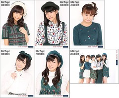 [Hello! Project 2015 WINTER -DANCE MODE!- Hello! Project 2015 WINTER -HAPPY EMOTION!-] Juice=Juice L-sized Photo Set (6 pieces)