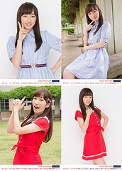 "Risa Yamaki Photo Set: 4 Photos (A / Size: 2L) [Country Girls ""Wakatteirunoni Gomenne / Tamerai Summer Time"" Release Event]"