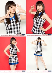 "Akari Uemura Photo Set: 4 Photos (Size: 2L) (A) [Juice=Juice ""First Squeeze!"" Release Event Special Live]"