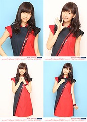 "Yuka Miyazaki Photo Set: 4 Photos (Size: 2L) (B) [Juice=Juice ""First Squeeze!"" Release Event Special Live]"