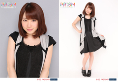 Ayumi Ishida Solo 2L-sized Photo Set (2 Pieces) (A) [Morning Musume. '15 Concert Tour Aki - PRISM -]