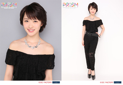 Haruka Kudo Solo 2L-sized Photo Set (2 Pieces) (A) [Morning Musume. '15 Concert Tour Aki - PRISM -]