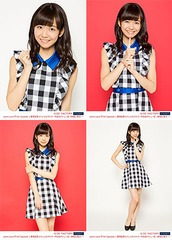 "Yuka Miyazaki Photo Set: 4 Photos (Size: 2L) (A) [Juice=Juice ""First Squeeze!"" Release Event Special Live]"