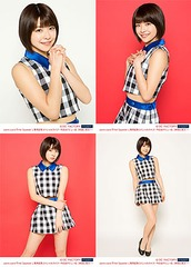 "Tomoko Kanazawa Photo Set: 4 Photos (Size: 2L) (A) [Juice=Juice ""First Squeeze!"" Release Event Special Live]"