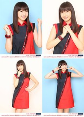 "Akari Uemura Photo Set: 4 Photos (Size: 2L) (B) [Juice=Juice ""First Squeeze!"" Release Event Special Live]"