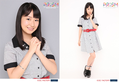 Miki Nonaka Solo 2L-sized Photo Set (2 Pieces) (A) [Morning Musume. '15 Concert Tour Aki - PRISM -]