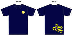 Mai Hagiwara Solo T-shirt (Size: XL) [C-ute Concert Tour 2015 Aki - Can't STOP!! -]