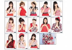 Photo Set: 14 Photos (Size: L) [Hello! Project 2015 SUMMER]