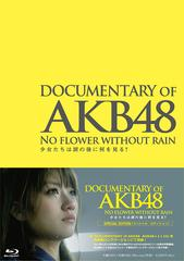 DOCUMENTARY OF AKB48 NO FLOWER WITHOUT RAIN Shojotachi wa Namida no Ato ni Nani wo Miru? Special Edition
