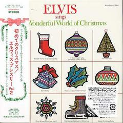 Elvis Sings The Wonderful World Of Christmas [Cardboard Sleeve]