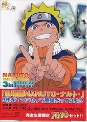 Naruto The Movies