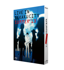 Live In Mekaku City SUMMER '13 [Limited Edition]