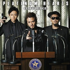 PLATINUM HEARTS [w/ DVD, Limited Edition]