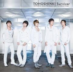 "Survivor -090325 4th Album""The Secret Code"" Pre-Release Single-"
