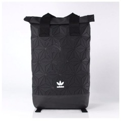 Adidas Original BACKPACK ROLL TOP Black