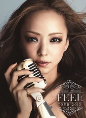 Namie Amuro: New Single & Live DVD/BD