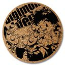 Digimon Adventure - Cork Coaster [Koushirou & Tentomon] / Goods
