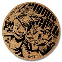 Digimon Adventure - Cork Coaster [Yamato & Gabumon] / Goods