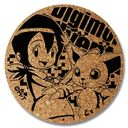 Digimon Adventure - Cork Coaster [Hikari & Tailmon] / Goods