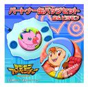 Digimon Adventure - Partner Buttons Set [Sora & Piyomon] / Goods