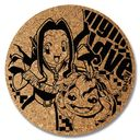 Digimon Adventure - Cork Coaster [Mimi & Palmon] / Goods