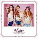 2nd Mini Album: Holler / TAETISEO