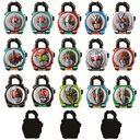 Kamen Rider Gaim Sound lock seed capsule series lock seed Showa rider legend set /