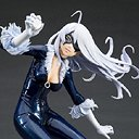 BLACK CAT MARVEL BISHOUJO Statue Black Cat/Figure/Doll