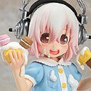 Super Sonico Young Tomboy Ver. /