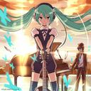 Fictional World/PAPIYON P feat.HATSUNE MIKU