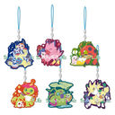 Digimon Adventure Digimon Series Rubber Strap Collection Ver.2 Box /