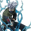 Figuarts ZERO Naruto Shippuden Kakashi Hatake / Figure/Doll