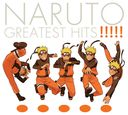 Naruto Greatest Hits!!!!! [CD+DVD] [Limited Pressing]