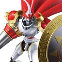 D-Arts Digital Monster Digimon Tamers Dukemon / Figure/Doll