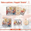 Take a picture / Poppin' Shakin' (Type B) [CD+Booklet]
