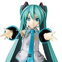 Real Action Heroes Hatsune Miku -Project DIVA- F/Figure/Doll