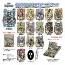 Sengoku Basara (Devil Kings) Sticker Collection Box/Character Goods