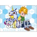 "Digimon Adventure Clear File 2 Sheets Set ""Yamato (Matt Ishida) & Takeru (T.K. Takaishi)"" /"