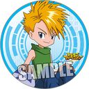 Digimon Adventure Magnet Sticker "Yamato (Matt Ishida)" /