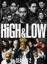 HiGH & LOW SEASON 2 Complete Box
