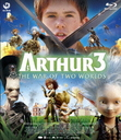 Arthur 3: The War of the Two Worlds (Arthur et la Guerre des deux mondes) [Blu-ray]